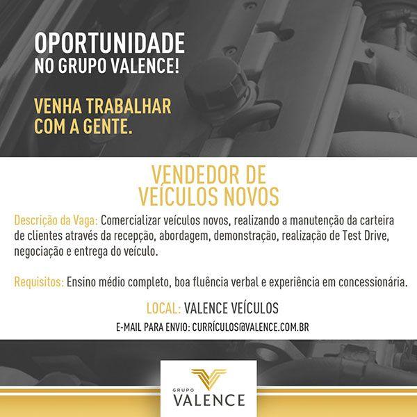 Valence Veículos Chrysler, Jeep e Ram em Belo Horizonte